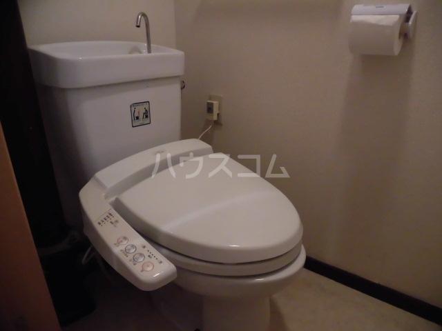 ロイヤルメゾンHAMADA 603号室のトイレ