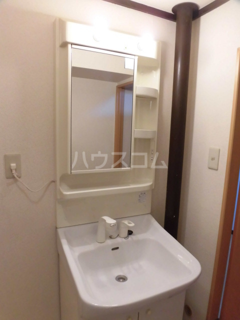 ロイヤルメゾンHAMADA 603号室の洗面所