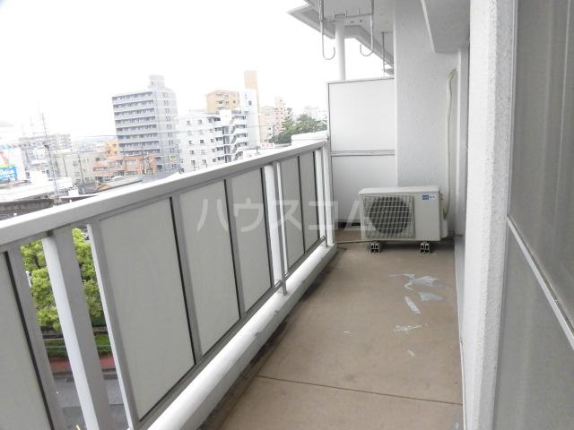 ロイヤルメゾンHAMADA 603号室のバルコニー