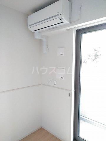 ヴィラ・ウエノ 01010号室の設備