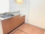 グランディール 101号室のキッチン