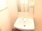 グランディール 101号室の洗面所