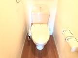 グランディール 101号室のトイレ