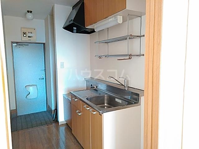 アークサニー 203号室のキッチン