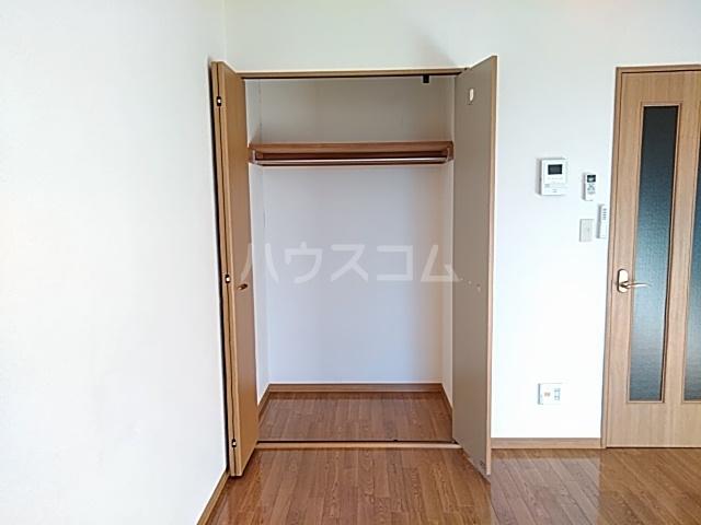 アークサニー 203号室のバルコニー