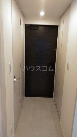 ザ・パークハビオ駒込 502号室の収納