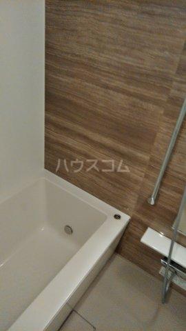 ザ・パークハビオ駒込 405号室の風呂