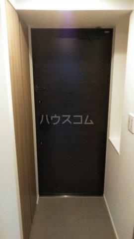 ザ・パークハビオ駒込 606号室の玄関