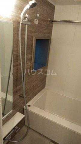 ザ・パークハビオ駒込 606号室の風呂