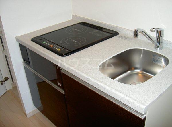 レクシオシティ王子神谷 704号室のキッチン