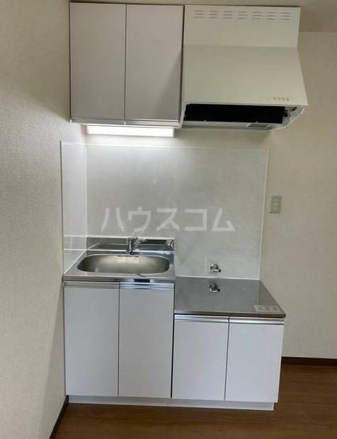ヴィラ長崎A 105号室の風呂