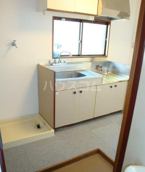 鈴木マンション 402号室の設備