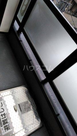 パークサイド鈴木 302号室のバルコニー