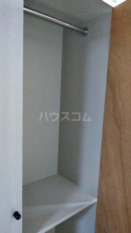 パークサイド鈴木 302号室の収納