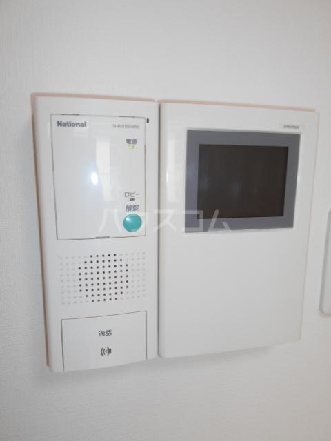 スカイコート板橋第2 403号室のセキュリティ