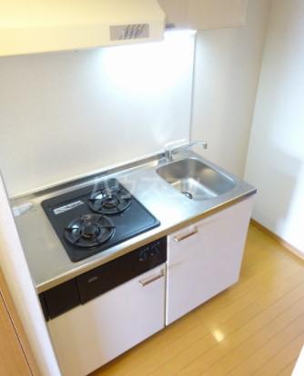 スカイコート板橋第2 403号室のキッチン