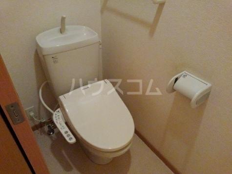 パーク リア レジデンスB 02030号室のトイレ