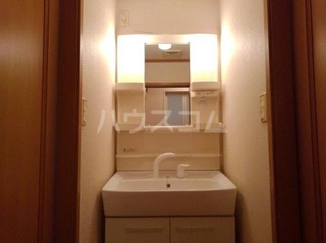 パーク リア レジデンスB 02030号室の洗面所