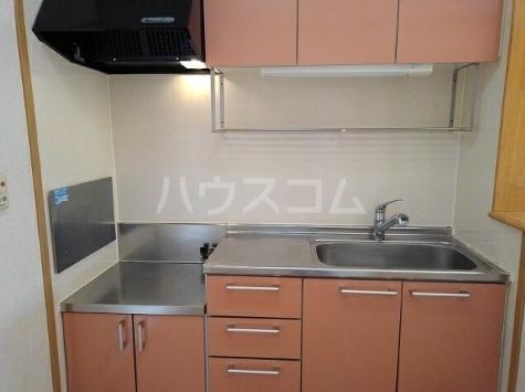 パーク リア レジデンスB 02030号室のキッチン