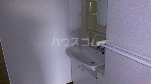 パストラル湘南 301号室の洗面所