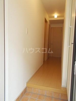 フェアルージュMK 01010号室の玄関