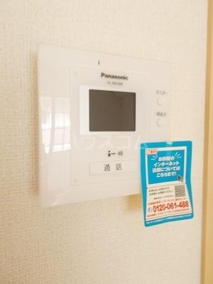 フェアルージュMK 01010号室のセキュリティ
