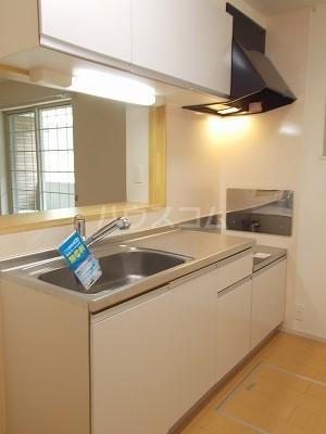 フェアルージュMK 01010号室のキッチン