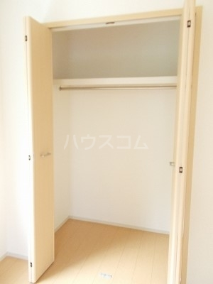 フェアルージュMK 01010号室の収納