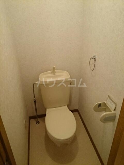 グリーンコーポB 01030号室のトイレ