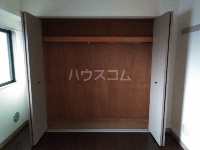 ドルチェ芦屋 110号室の収納