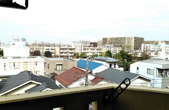 MajorLand横濱鶴見 507号室の景色
