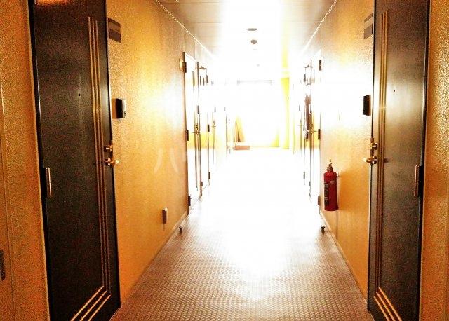MajorLand横濱鶴見 507号室のロビー