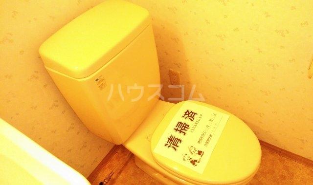MajorLand横濱鶴見 507号室のトイレ