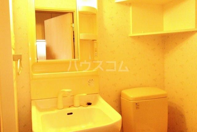 MajorLand横濱鶴見 507号室の洗面所