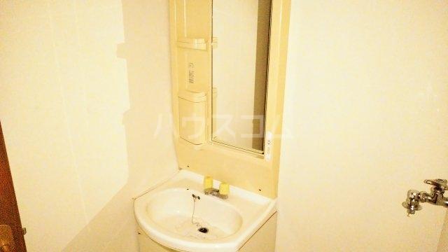 ベイウイング 402号室の洗面所