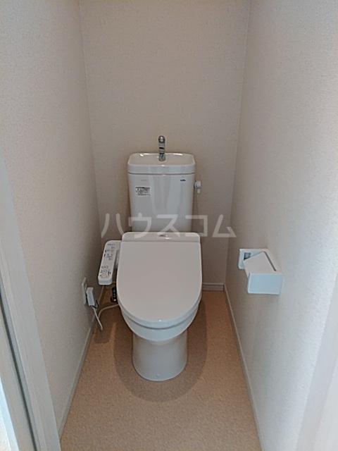 クレーンイーストヒルズ 101号室のトイレ