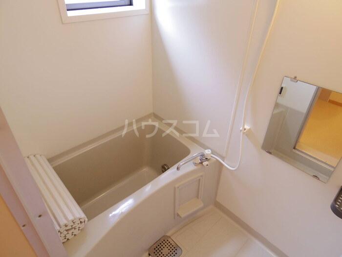 ボヌールA 101号室の風呂