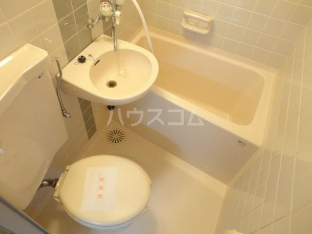 メゾンパール桂 402号室のトイレ