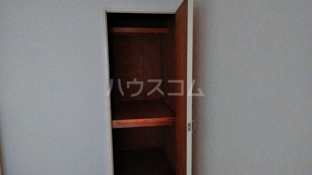 嵯峨野ロイヤルハイツ 405号室の収納
