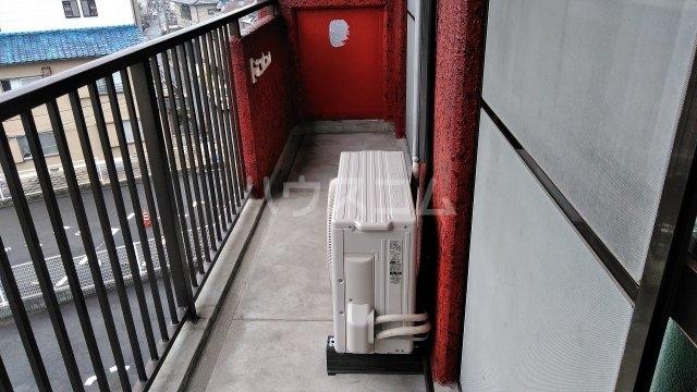 嵯峨野ロイヤルハイツ 405号室のバルコニー