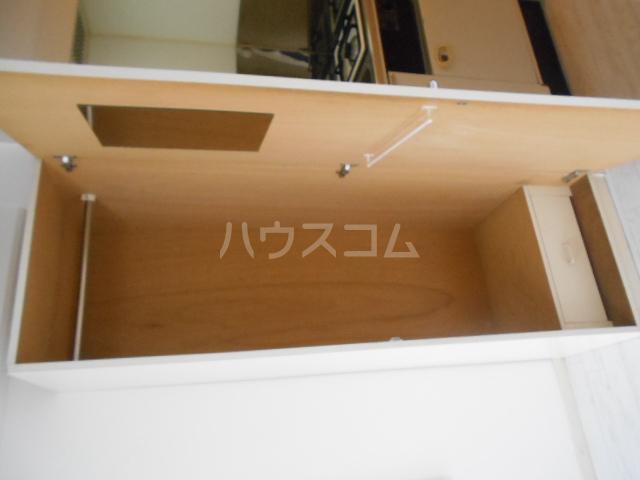 ノアーズアーク京都朱雀 408号室の収納