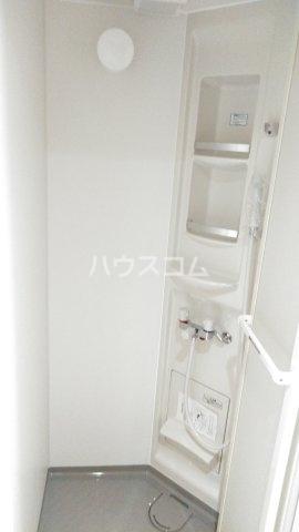 嵐山グランツガルテン 206号室の収納