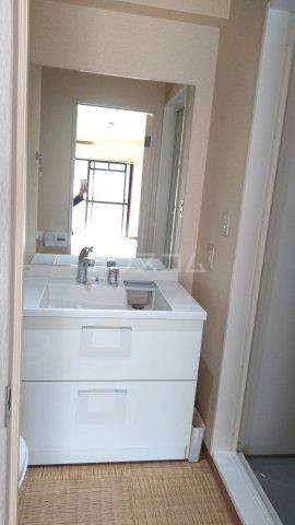 嵐山グランツガルテン 206号室の洗面所
