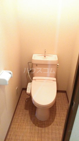 嵐山グランツガルテン 304号室のトイレ
