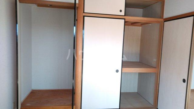 嵐山グランツガルテン 304号室の収納