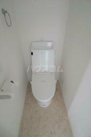 G・Aパーク上星川 206号室のトイレ