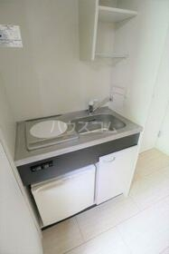 G・Aパーク上星川 206号室のキッチン