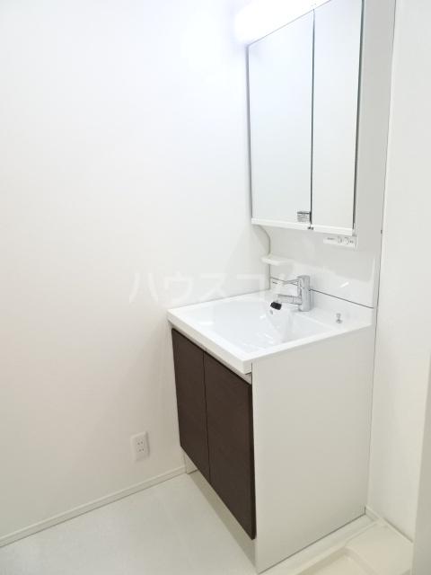 プルミエール山之手 301号室の洗面所