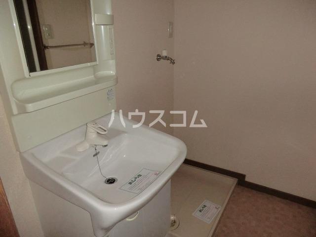 SOLE城山 303号室の洗面所