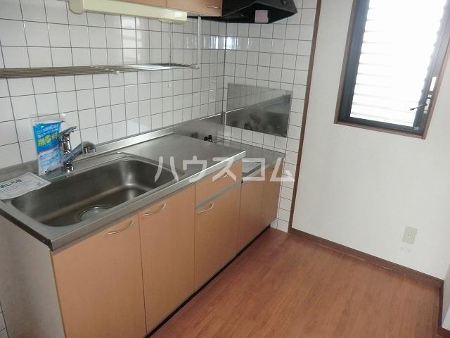SOLE城山 303号室のキッチン